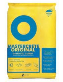 Mastercrete Cement 25KG IN Plastic Bag