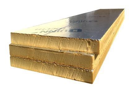 Quinntherm 1.2 X 2.4M 50mm Pir Insulation