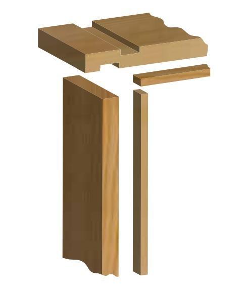 38mm X 140mm Fire Door Lining Sets 2u00276  sc 1 st  Harris u0026 Bailey & 38mm X 140mm Fire Door Lining Sets 2u00276