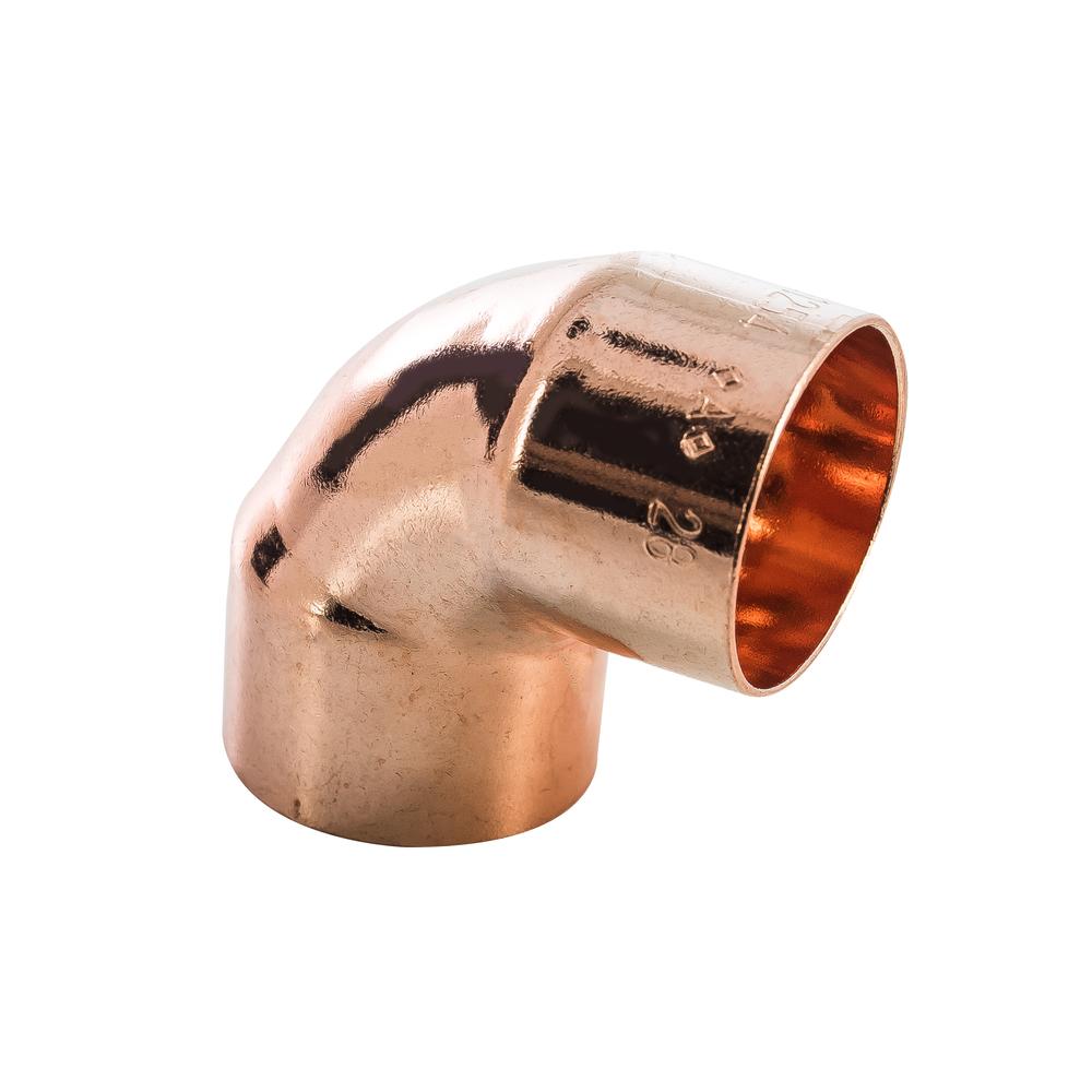 Endfeed Wras 22mm 607 Elbow (c)