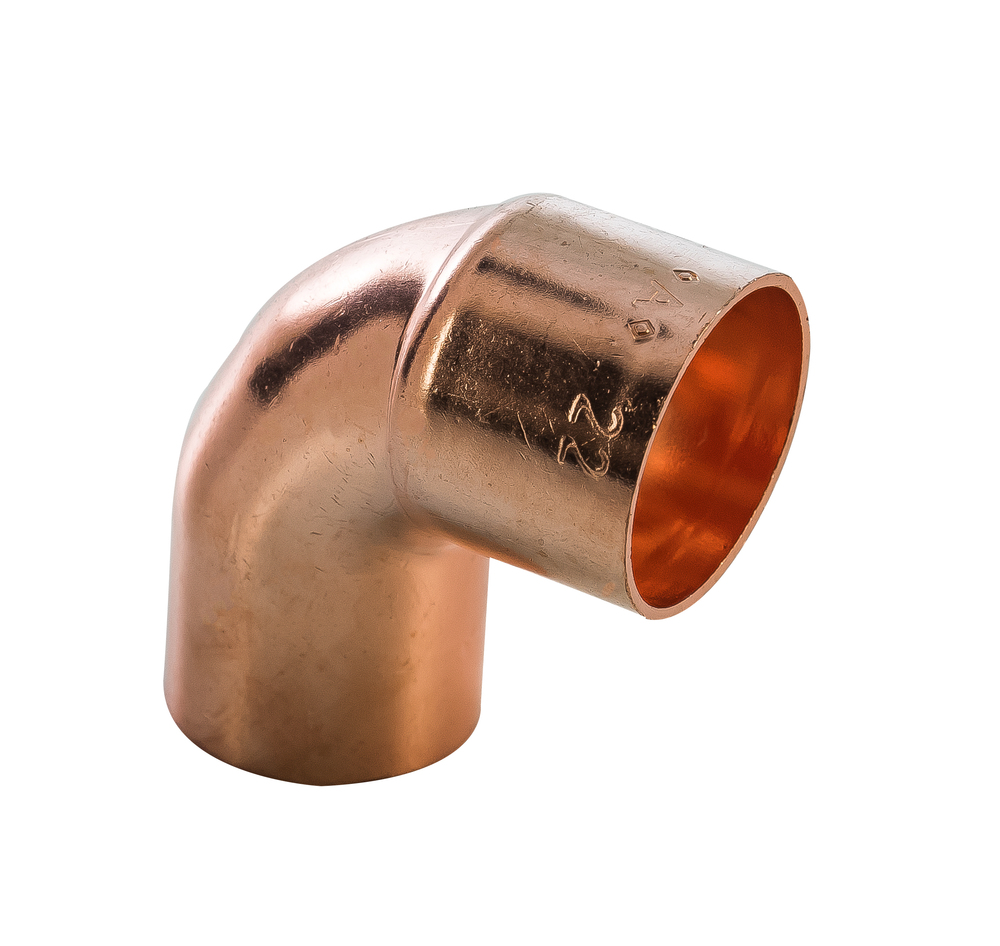 Endfeed 22mm 6072 Street Elbow (c)