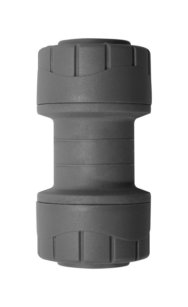Polyplumb PB022 22mm Straight Coupling