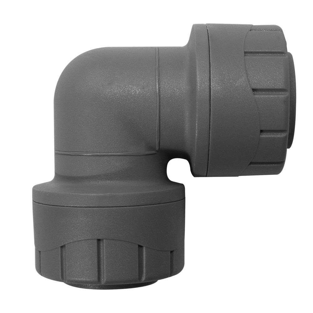 Polyplumb PB122 22mm Elbow