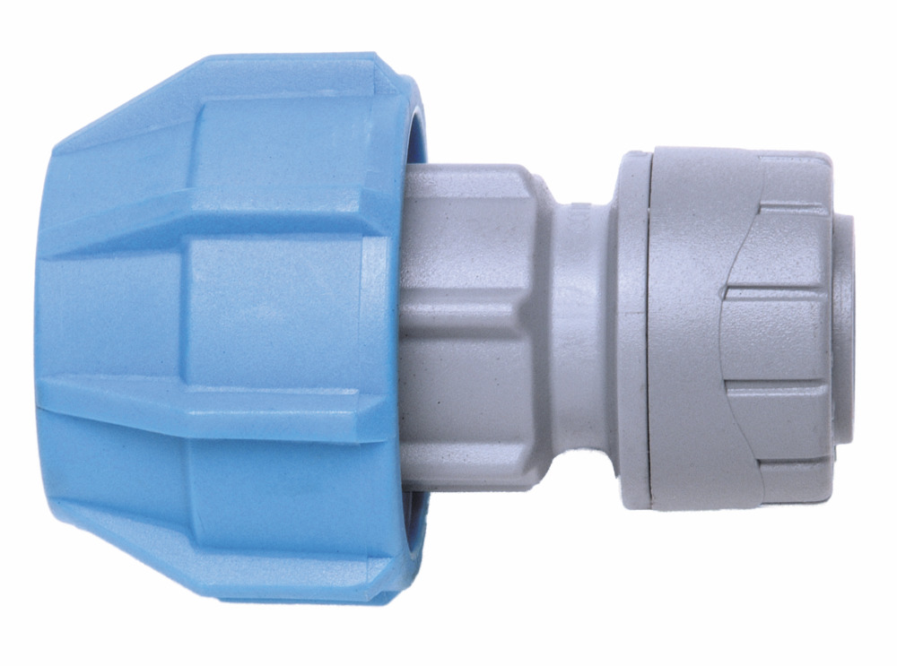 Polyplumb PB422515 15mm X 25mm Mdpe Adapt