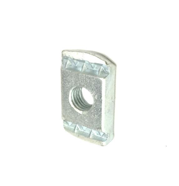 G49 M10 Plain Channel Nut NO Spring SZ1060/P