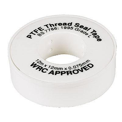 Ptfe Tape 12mm X 12M Roll