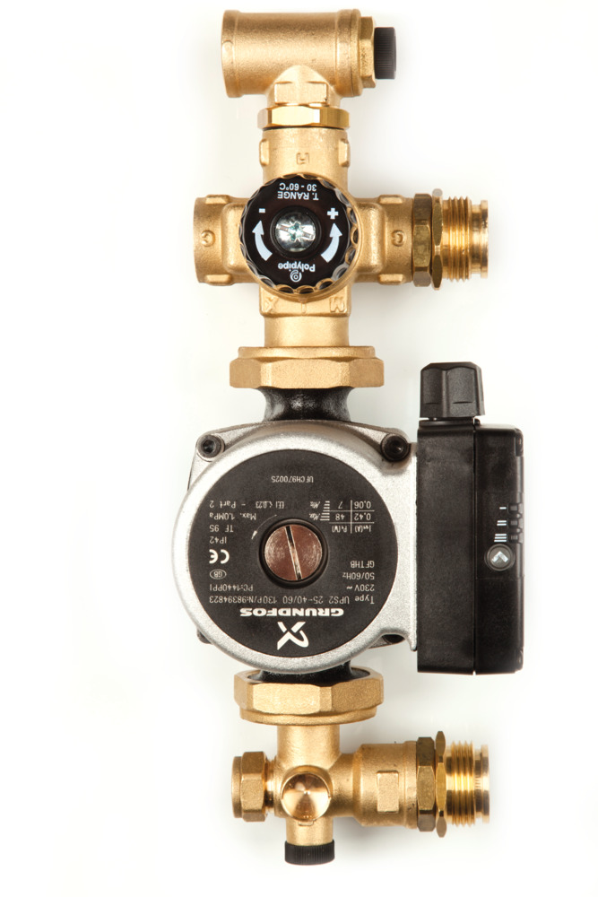 Underfloor Heating Ufch Control Pack Pb970055 Harris