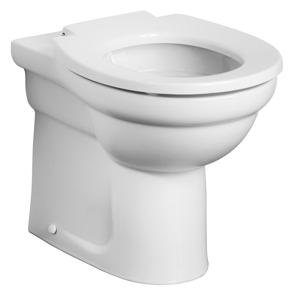 Contour 21 Back TO Wall HO Pan Standard S305601 White