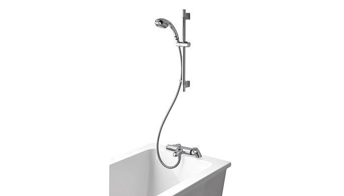 Aqualisa Midas 100 Bath Shower Mixer Md100bsm Harris