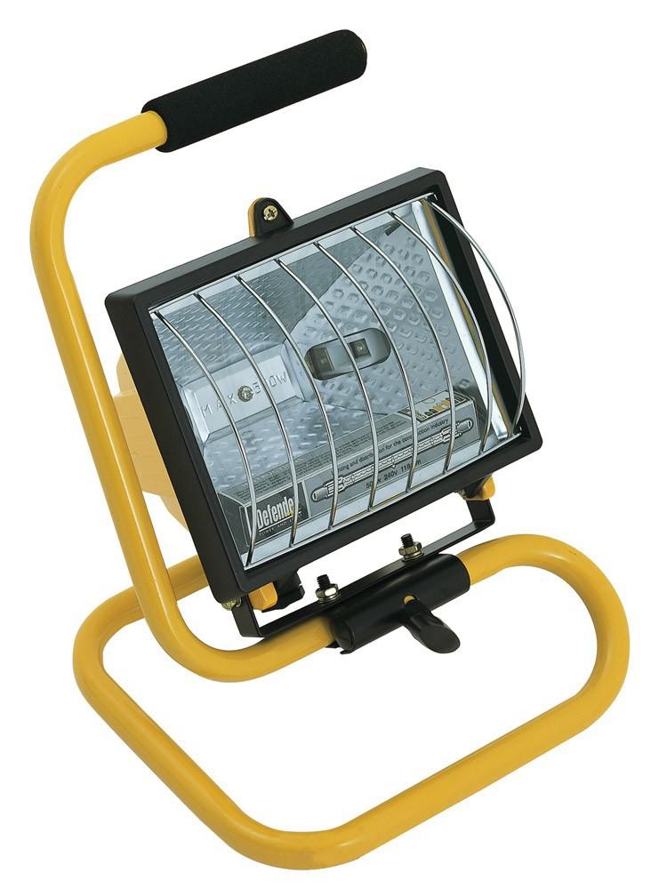 500W Portable Flood Light 110V
