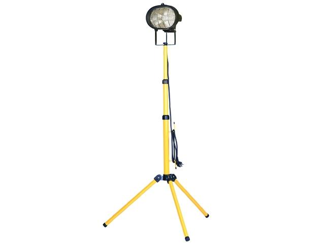 Faithfull 500T Sitelight & Adjustable Stand 240V