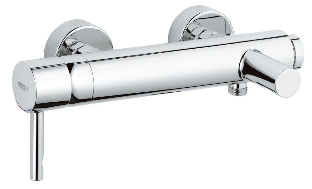 Grohe 33624 Essence Bath Shower Mixer -Harris & Bailey Ltd