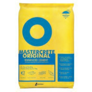 Mastercrete Cement 25KG IN Plastic Bag