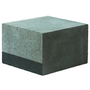 300mm 3.6N Foundation Block Per Metre (4.0)