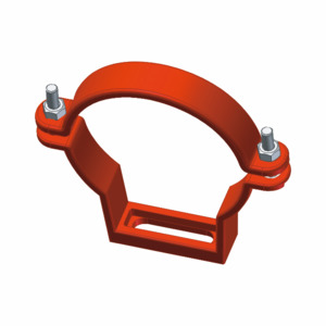 Ensign Above Ground 156646 Bracket 100mm 03134