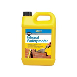 202 Integral Liquid Waterproofer 5ltr