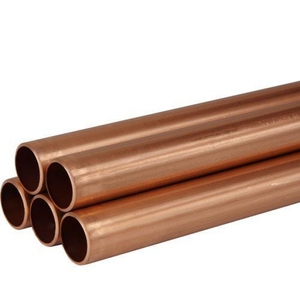 67mm X 3M Plain Copper Tube Table X Per M