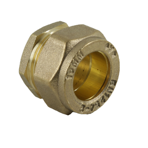 H&B Compression 22mm H323 Stop End