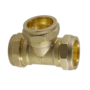 H&B Compression 15mm H601EQ Equal Tee