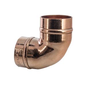 28mm HB12 H&B Solder Ring Elbow