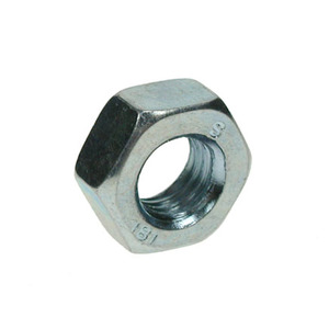 BZP M20 Hex Nut 20mm