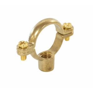 28mm X 10mm Brass Single Ring Clip 47M 107M