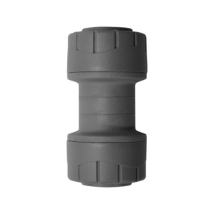 Polyplumb PB022 22mm Straight Coupling