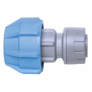Polyplumb PB422522 22mm X 25mm Mdpe Adapt