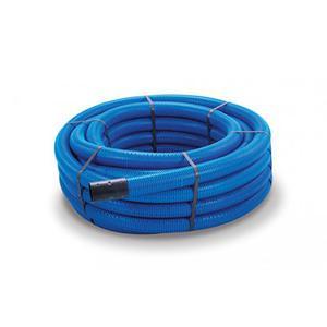50M Coil Blue Poly Tube 25mm Diameter
