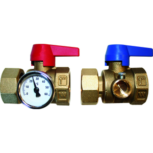 Underfloor Heating Isolation Valves 1