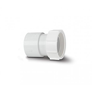 Polypipe WS31W White Female Adaptor 32mm Weld
