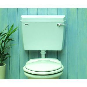 Dudley Acclaim L/L Siio 6ltr Cistern White