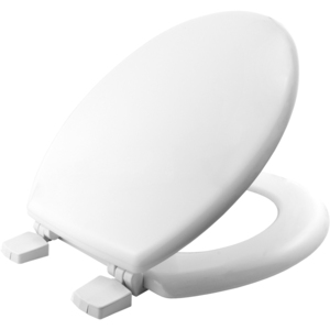 Nile White Toilet Seat And Lid 340540000