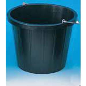Black 3GALL Industrial Bucket
