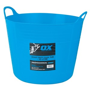 OX Flexi Tub 42ltr Large