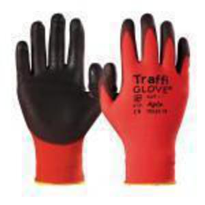 Gloves (PER PR) Red/Black Perfect Fit G122-10